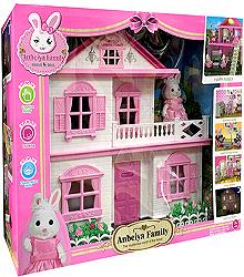 фото игрушечные домики